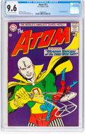 Silver Age (1956-1969):Superhero, The Atom #13 (DC, 1964) CGC NM+ 9.6 Off-white to white pages....