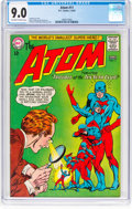 Silver Age (1956-1969):Superhero, The Atom #11 (DC, 1964) CGC VF/NM 9.0 Off-white to white pages....