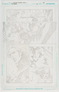 Original Comic Art:Panel Pages, Geraldo Borges Ravagers #11 Story Page 13 Original Art (DC,2013)....