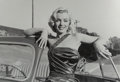 Photographs:Gelatin Silver, Frank Worth (American, 1923-2000). Marilyn Monroe, on the set of How to Marry a Millionaire, 1953. Gelatin silver, 2004...