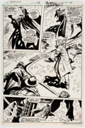 Original Comic Art:Panel Pages, Gene Colan and Tom Palmer Tomb of Dracula #66 Page 3Original Art (Marvel, 1978)....
