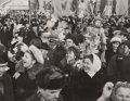 Photographs:Gelatin Silver, Dmitri Baltermants (Russian, 1912-1990). Red Square, Anniversary of the Revolution, 1970. Gelatin silver, printed later...