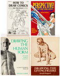 Books:General, Instructional Art Books Group of 12 (Various Publishers, 1974-2008)....