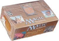 Magic: The Gathering Revised Edition Sealed Booster Box (Wizards of the Coast, 1994)