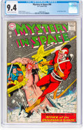 Silver Age (1956-1969):Science Fiction, Mystery in Space #86 (DC, 1963) CGC NM 9.4 Off-white to whitepages....