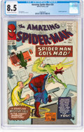 Silver Age (1956-1969):Superhero, The Amazing Spider-Man #24 (Marvel, 1965) CGC VF+ 8.5 Off-white towhite pages....