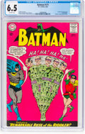 Silver Age (1956-1969):Superhero, Batman #171 (DC, 1965) CGC FN+ 6.5 Off-white pages.