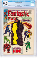 Silver Age (1956-1969):Superhero, Fantastic Four #67 (Marvel, 1967) CGC NM- 9.2 White pages....
