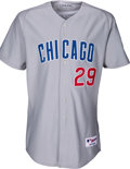 Baseball Collectibles:Uniforms, 2002 Fred McGriff Game Worn Chicago Cubs Uniform. ...