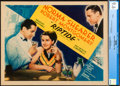 Movie Posters:Drama, Riptide (MGM, 1934). Near Mint+. CGC Graded Title ...
