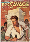 Pulps:Hero, Doc Savage V1#1 Canadian Edition (Street & Smith, 1933) Condition: FN-....