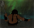 Animation Art:Production Cel, Frank Frazetta's Fire and Ice Larn and Darkwolf ProductionCels Group of 2 (Ralph Bakshi/20th Century Fox, 1983). ... (Total:2 Original Art)