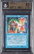 Memorabilia:Trading Cards, Magic: The Gathering Beta Edition Timetwister BGS 9.5 (Wizards of the Coast, 1993)....