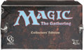 Memorabilia:Trading Cards, Magic: The Gathering Collectors' Edition Unopened Box (Wizards of the Coast 1993)....