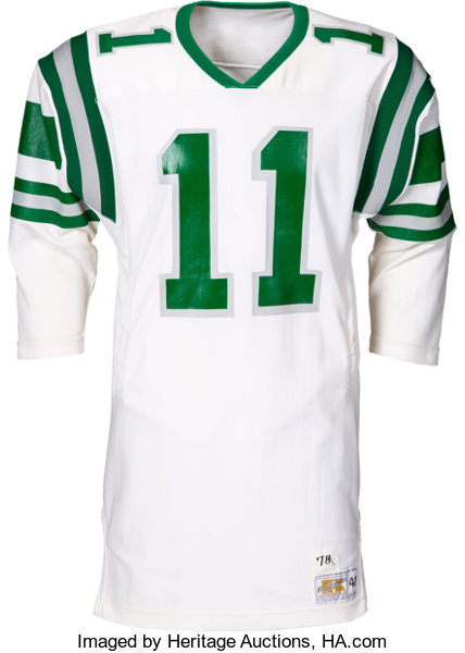 264b905bde3 Football Collectibles:Uniforms, 1978 John Walton Game Worn Philadelphia  Eagles Jersey.