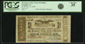 Obsoletes By State:Louisiana, Franklin, LA- Town of Franklin $1 Dec. 15, 1862 PCGS Very Fine 35.. ...
