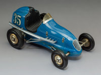 An Ohlsson and Rice Tether Car, Los Angeles, circa 1950 Marks: MANUFACTURED BY, OHLSSON & RICE INC., LOS ANGELE