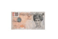 Collectible:Print, Banksy X Banksy of England. Di-Faced Tenner, 10 GBP Note, 2005. Offset lithograph in colors on paper. 3 x 5-5/8 inches (...