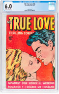 Golden Age (1938-1955):Romance, My True Love #66 (Fox Features Syndicate, 1949) CGC FN 6.0Off-white to white pages....