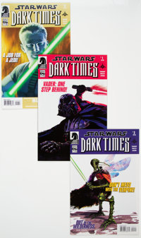 Star Wars Related Titles - Long Box Group (Dark Horse, 1990s-2000s) Condition: Average NM