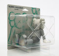 Collectible:Contemporary, KAWS (b. 1974). Holiday: Taipei (Grey), 2019. Painted cast vinyl. 5-1/2 x 7 x 5-1/2 inches (14 x 17.8 x 14 cm). Painted ...