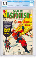 Silver Age (1956-1969):Superhero, Tales to Astonish #52 (Marvel, 1964) CGC NM- 9.2 White pages....