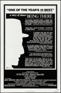 Movie Posters:Comedy, Being There & Other Lot (United Artists, 1980). Folded, Ov...