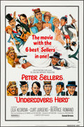 Movie Posters:Comedy, Undercovers Hero (United Artists, 1975). Folded, Very Fine...