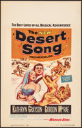 Movie Posters:Musical, The Desert Song & Other Lot (Warner Brothers, 1953). Very ...