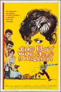 Movie Posters:Comedy, The Boy Who Stole a Million & Other Lot (Paramount, 1960)....
