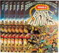 Silver Age (1956-1969):Miscellaneous, Wham-O Giant Comics #1 Group of 7 with Promotional Materials (Wham-O, 1967)....