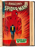 Silver Age (1956-1969):Superhero, The Amazing Spider-Man #32-283 Bound Volumes Group of 21 (Marvel, 1966-86)....