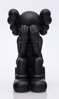Collectible:Contemporary, KAWS (b. 1974). Passing Through Companion (Black), 2013. Painted cast vinyl. 11-1/2 x 6-1/2 x 7-1/2 inches (29.2 x 16.5 ...