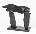 Dimitri Hadzi (1921-2006) Untitled Bronze with brown patina 17 inches (43.2 cm) high Ed. 2/7