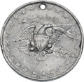 Political:Tokens & Medals, Andrew Jackson: Very Fine Example of Large 1828 Campaign Medal.. ...