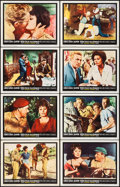 Movie Posters:Drama, Judith & Other Lot (Paramount, 1966). Very Fine-. ...