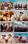 Movie Posters:Western, The Undefeated (20th Century Fox, 1969). Very Fine.
