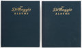 Baseball Collectibles:Publications, Joe DiMaggio Signed The DiMaggio Albums Hardcover Book Set.... (Total: 0 items)