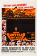 Movie Posters:War, Battle of the Bulge & Other Lot (Warner Brothers, 1966). F...