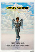 Movie Posters:Comedy, Heaven Can Wait & Other Lot (Paramount, 1978). Folded, Ver...