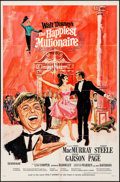Movie Posters:Musical, The Happiest Millionaire & Other Lot (Buena Vista, 1967). ...