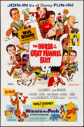 Movie Posters:Comedy, The Horse in the Gray Flannel Suit & Other Lot (Buena Vist...