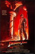 """Movie Posters:Adventure, Indiana Jones and the Temple of Doom (Paramount, 1984). Rolled, Very Fine. One Sheet (27"""" X 41"""") Style A, Bruce Wolf Artwork..."""