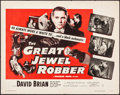 Movie Posters:Crime, The Great Jewel Robber & Other Lot (Warner Brothers, 1950)...