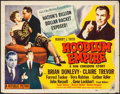 "Movie Posters:Film Noir, Hoodlum Empire (Republic, 1952). Rolled, Fine. Half Sheets (2) (22""X 28"") Styles A & B. Film Noir.. ... (Total: 2 Items)"