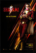 Movie Posters:Action, Shazam! (Warner Brothers, 2019). Rolled, Very Fine/Near Mi...