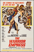 Movie Posters:Adventure, The Warrior Empress & Other Lot (Columbia, 1960). Folded, ...
