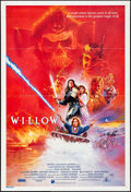 Movie Posters:Fantasy, Willow (MGM, 1988). Folded, Very Fine-. One Sheet ...