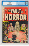Golden Age (1938-1955):Horror, Vault of Horror #25 (EC, 1952) CGC NM- 9.2 Off-white pages....