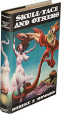 Books:First Editions, Robert E. Howard. Skull-Face and Others. Sauk City, WI:1946. First edition....